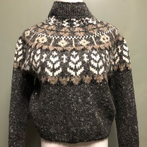 Urban Outfitters Fair Isle Sweater